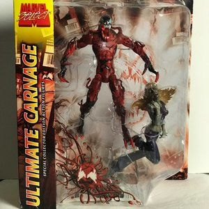 Marcel Select - Ultimate Carnage Special Collector